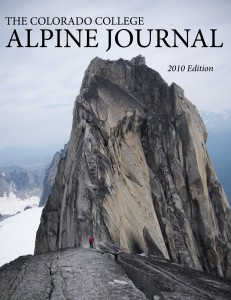 Alpine Journal cover