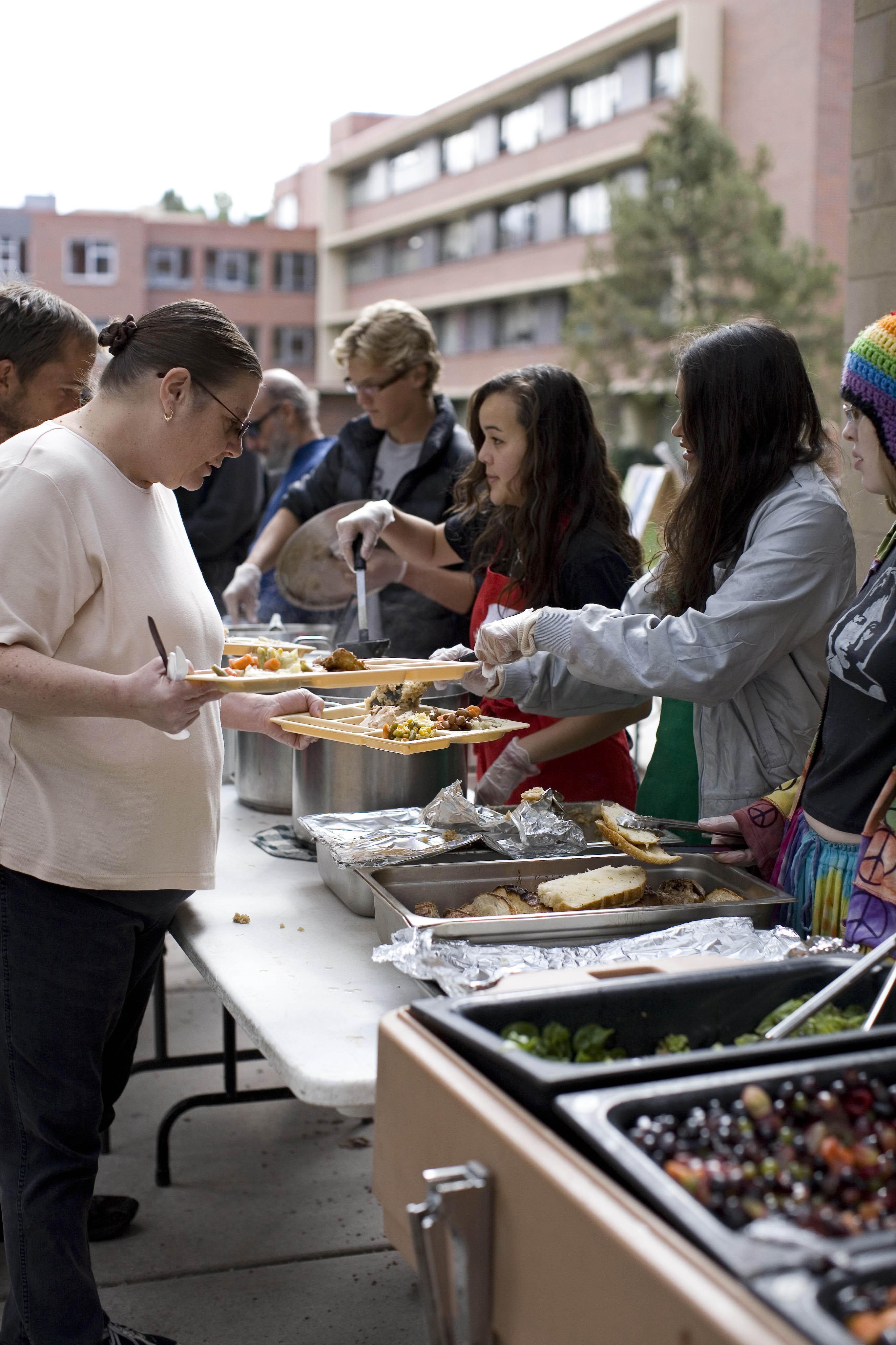 community kitchen opens doors to alumni hosts open house