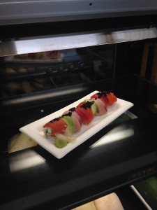 Sushi at Benji's