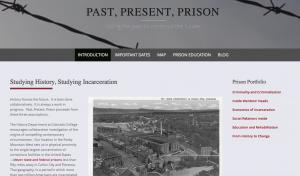 Past, Present, Prison