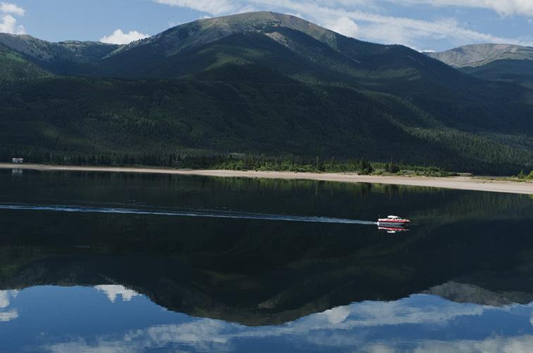 Buena Vista Reservoir