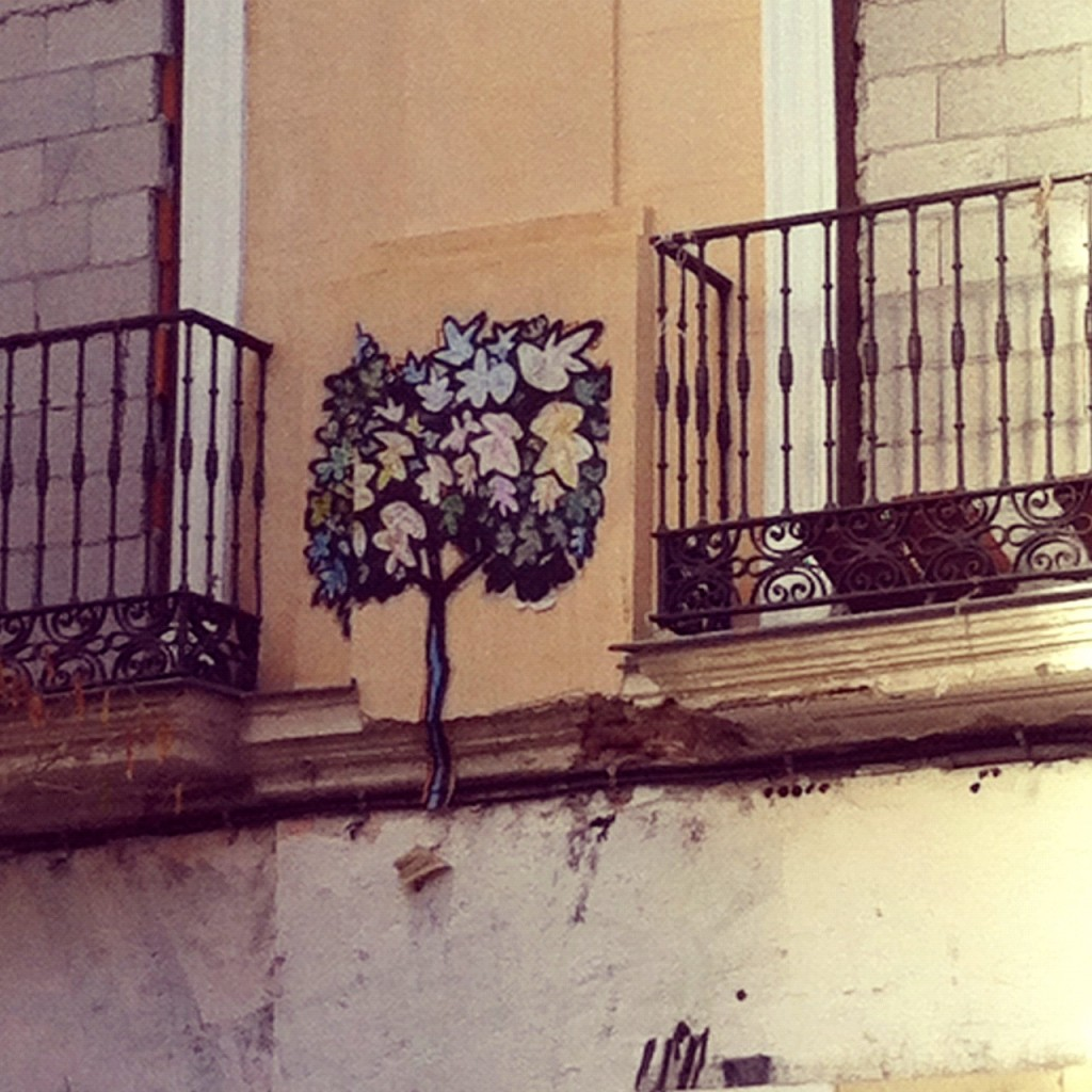 madrid street art