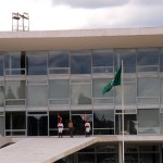 Palacio do Planalto-seat of the Brazilian government