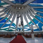 Cathedral of Brasilia-Oscar Niemeyer