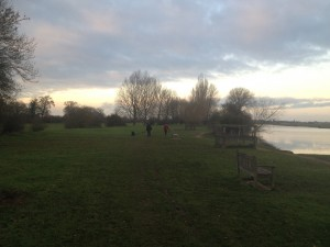 Port Meadow, outside Oxford