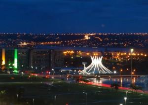 My view at night