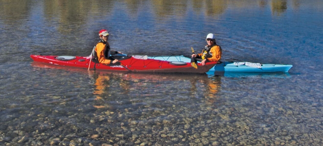 Rockies Project Field Researchers Travel Down Colorado River
