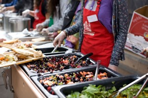 Community-Kitchen-outdoor-food-credit-Anslee-Wolfe