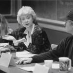 Former President Kathryn Mohrman