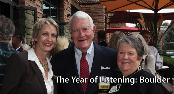 Year of Listening: Boulder