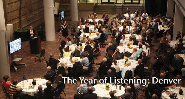 Year of Listening: Denver