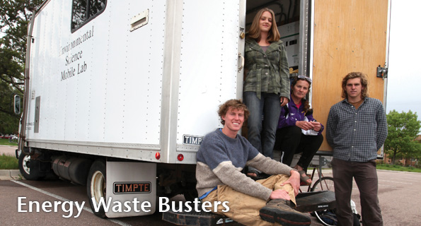 Energy Waste Busters