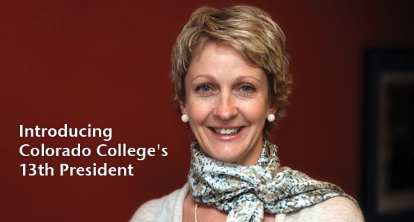 Introducing Colorado College's 13th President