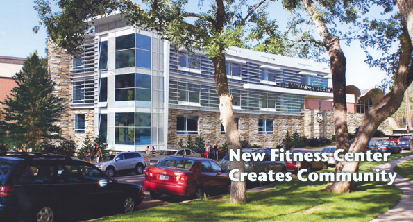 New Fitness Center Creates Community