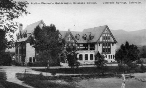 Bemis hall womans quad