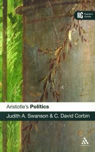 Aristotle Politics cover