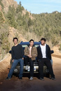Road is West trio