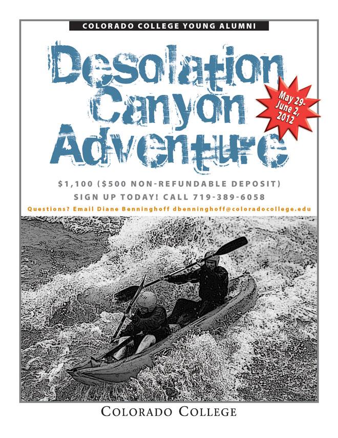 Desolation Canyon Adventure