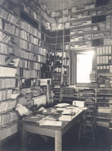 Coburn Library Colorado Room ca 1920