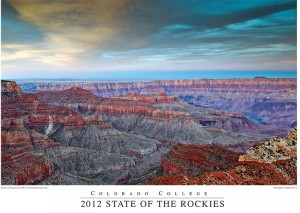 2012 State of the Rockies Poster
