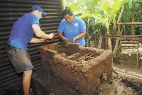 Tim Hoisington in Nicaragua