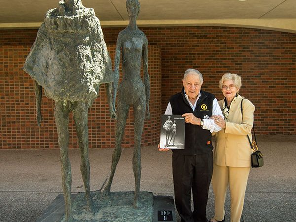 Tom Hilb '60 and Susan Gerard Hilb '63