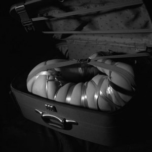Silk Ribbons (Suitcase), Ma Yanling