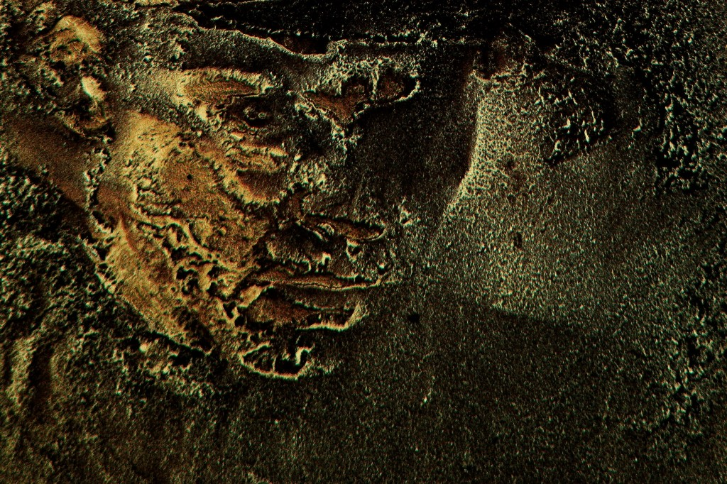 "Phil Solomon, video still from ""American Falls"", 2010, 3-screen video projection"