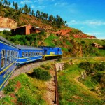the train to Machu Picchu that&#039;s allowed to exist