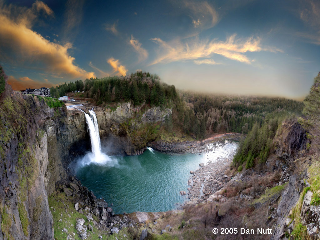 Snoqualmie Falls – Official Web Site » New Photos