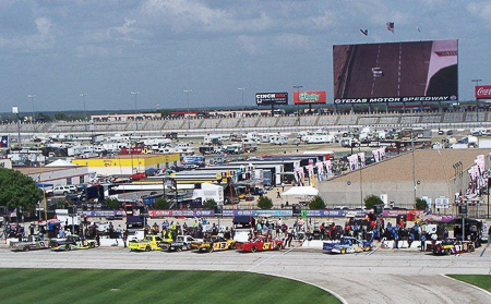 The need for speed its blog for Camping at texas motor speedway