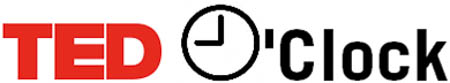 Adjusted pic - TED O'clock Logo
