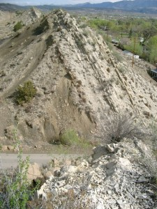 Canon City syncline