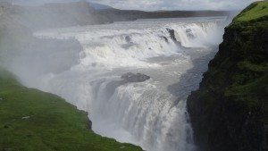 Volcanoes Iceland Gulfoss