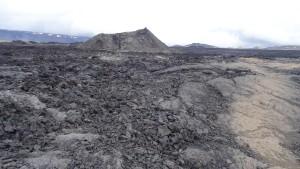 Volcanoes Iceland spatter in Krafla