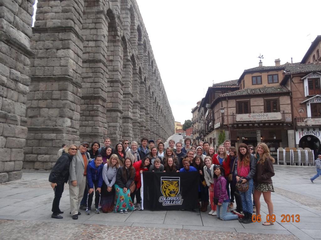 June 9 in Segovia
