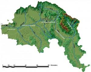 ArnoRiver-drainage
