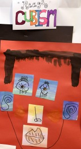Preschooler Art