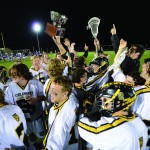 Colorado College defeats Whittier College 11-10 in Overtime to win the Locker-Stabler Cup at Washburn Field.