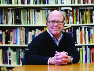 English professor George Butte