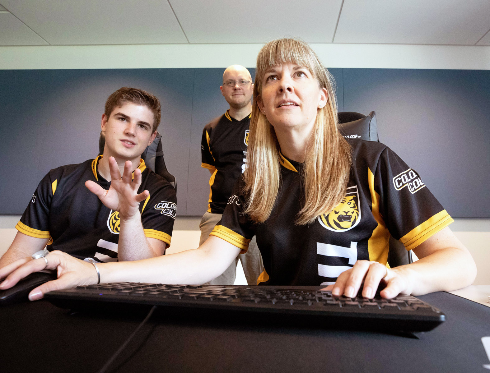 Game On With CC's eSports Team | Bulletin