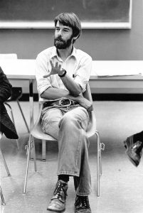 Classics Professor Owen Cramer