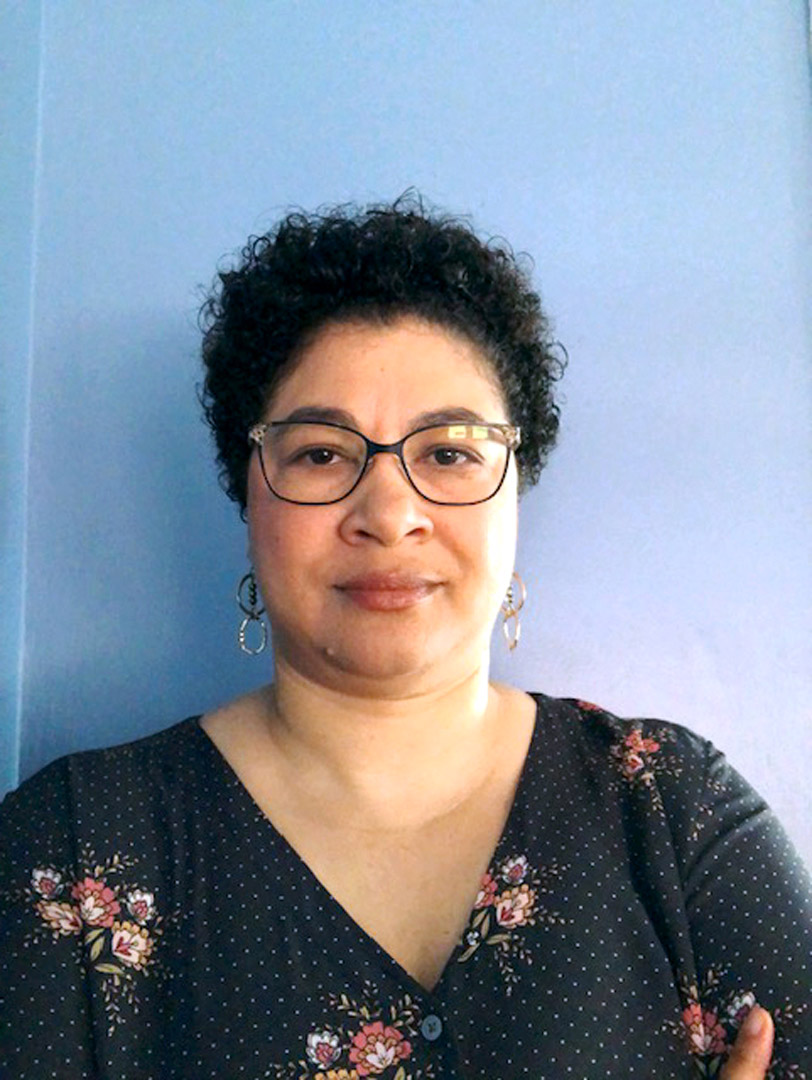 Peony Fhagen, Ph.D., senior associate dean for equity, inclusion, and faculty development