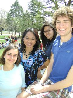 AAB Student  Leadership Scholarship  Recipients for 2009-10:  Juna Muller '10  Angela Cobián '11  Mariegrace Veres '11  Sloan Danenhower '11