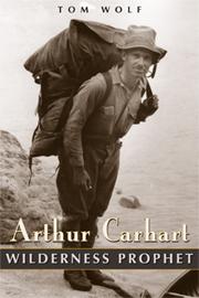 Arthur Carhart cover