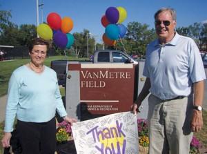 Dave and Carol Van Metre