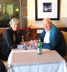 John Cashman '61 and Joanne Wiegel Meier '61