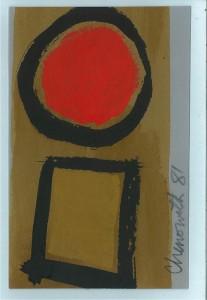 Chenoweth card