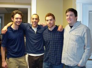 Ninth Block founders