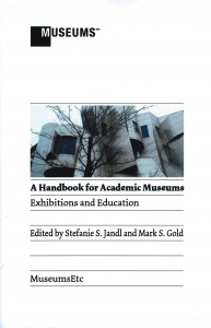 Handbook for Academic Museums